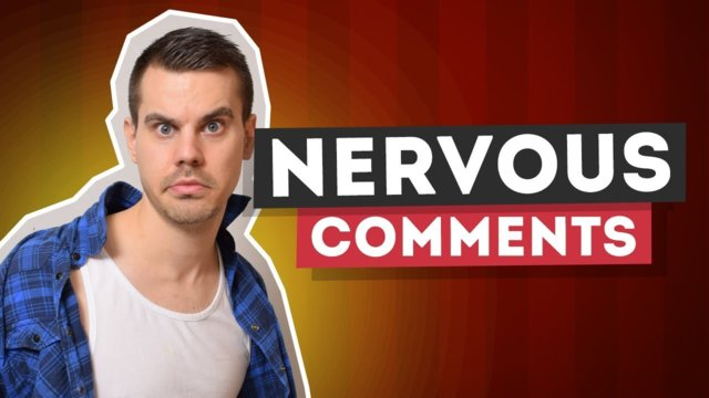 ★ Responding to YOUR comments: How to tame nervousness #FreedomFamily