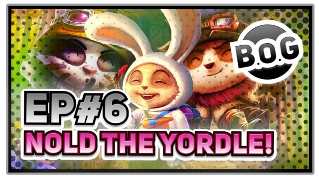★ Nold plays the mighty Teemo! #Freedomfamily #LoLgameplay
