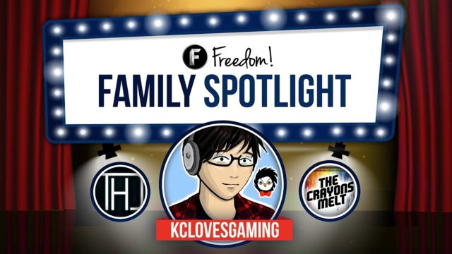 ★F! Family Partner(s) Promoted Week 2. #Freedomfamily #RUfeatured #partnerpromo