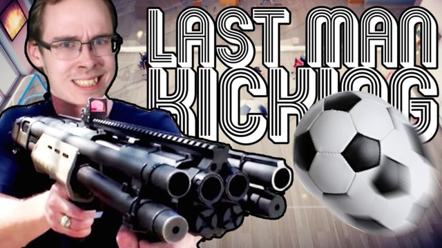 RIGHT IN THE (soccer) BALLS | Last Man Kicking