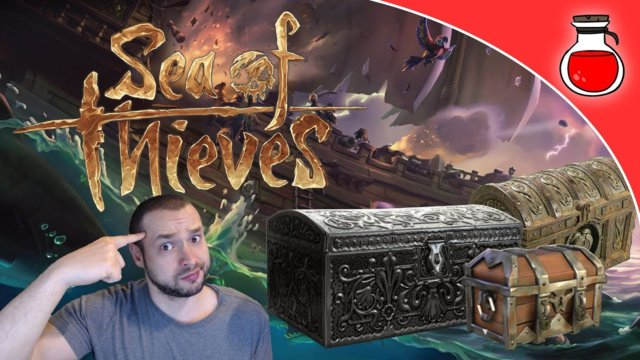 FINDING CHESTS | Sea Of Thieves | Merchant Missions