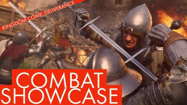 Kingdom Come: Deliverance fighting compilation