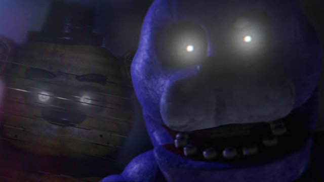 TOO SCARY FOR ME | Five Nights at Freddy's Remake