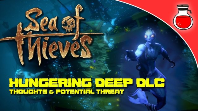 THE HUNGERING DEEPS POTENTIAL THREAT | Sea of Thieves
