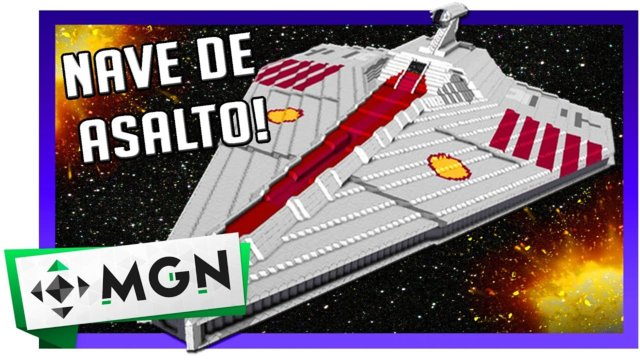 Acclamator Nave de Asalto Star Wars Space Engineers