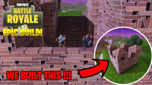 MOST EPIC BASE IN FORTNITE (WE ALMOST WON!) Fortnite Battle Royale Gameplay Timelapse