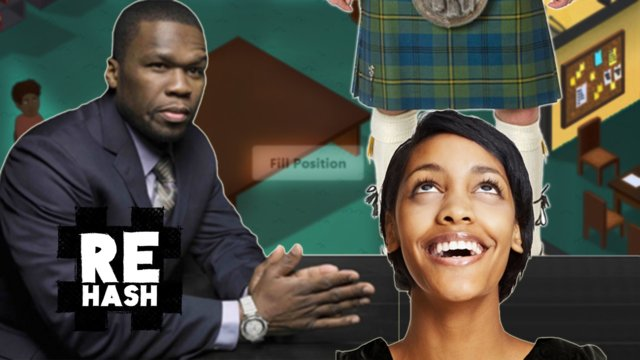 50 Cent bankruptcy, Game Dev Tycoon Piracy, and drugs in E-sports?! #Rehash #FreedomFamily