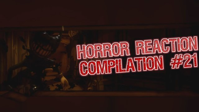 Horror Reaction Compilation 21