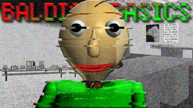 WHAT THE HECK IS BALDI?