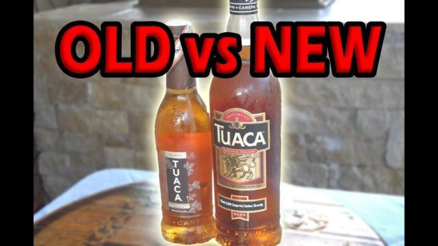 NEW Tuaca Relaunched! vs the OLD