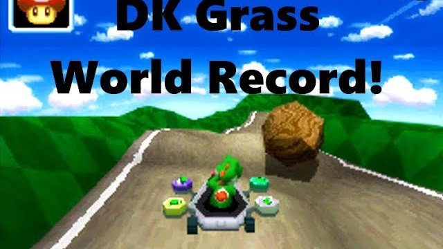 Mario Kart DS World Records