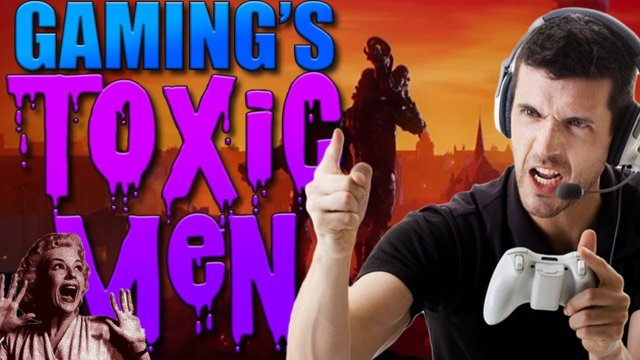 DO MEN RUIN GAMING?! - Polygon Gaming's Toxic Men