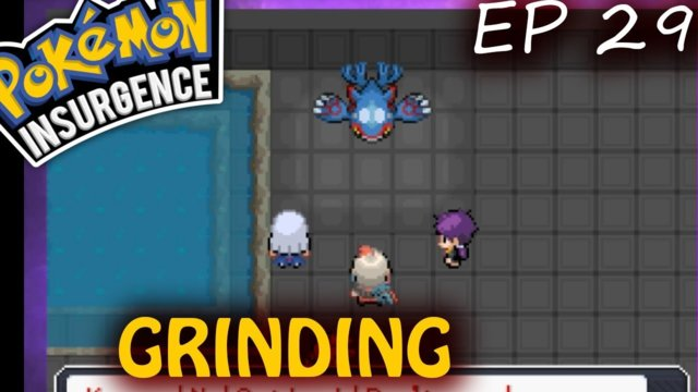 Pokemon Insurgence Episode 29 WeeGreen WIN