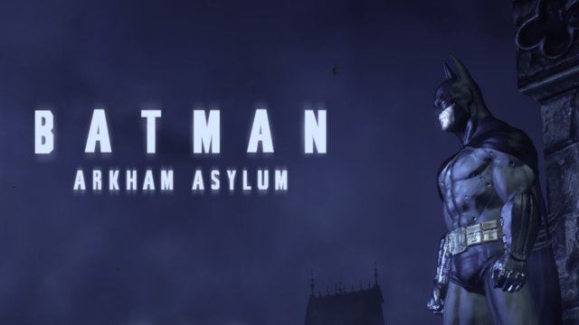 Twitch Highlights | Batman: Arkham Asylum #1