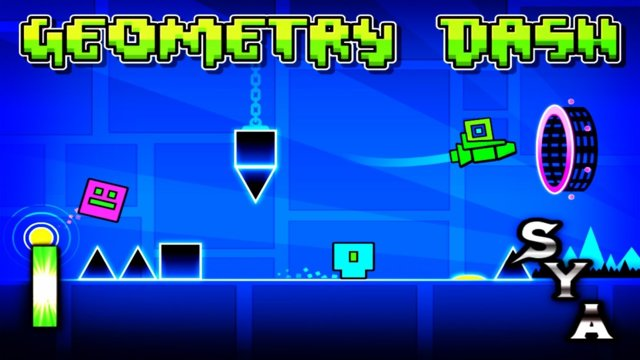 Geometry Dash - El Noob 1 - SYA