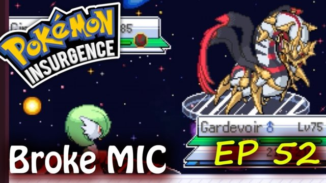 Pokemon Insurgence Episode 52 Pokemon master