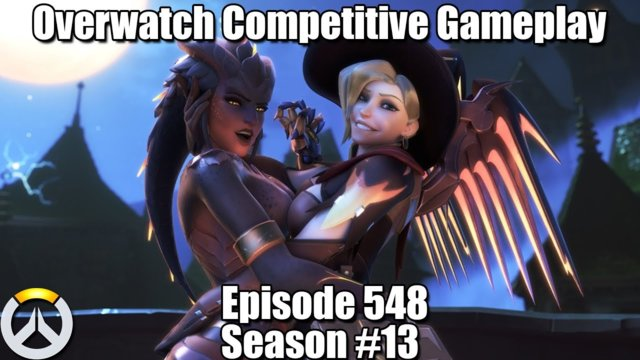 Overwatch | Just try to save everyone... | Season 13 Episode 548