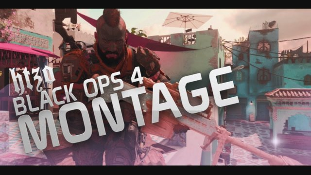 Sniping Black Ops 4 Montage