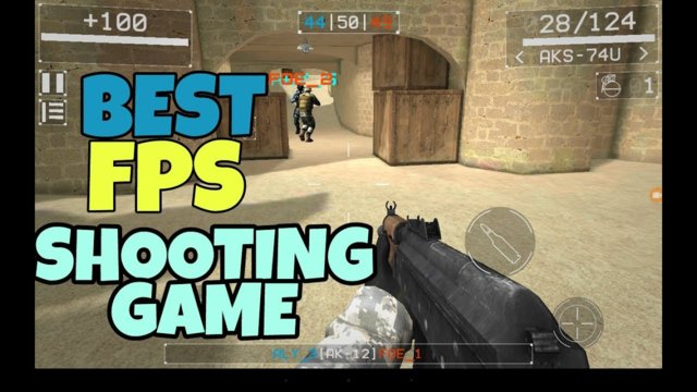 Best fps shooting game
