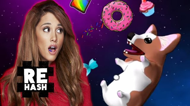 Ariana Grande #Doughnutgate , Goats on a bridge and Logitech changes their name?! #FreedomFamily