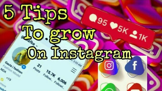 HOW TO GAIN INSTAGRAM FOLLOWERS.5 tips I used to grow to 15K followers in 2 months!!