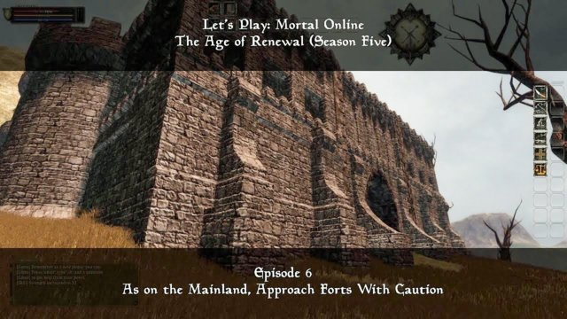 Episode 6: As on the Mainland, Approach Forts With Caution | Let's Play: Mortal Online - Season Five