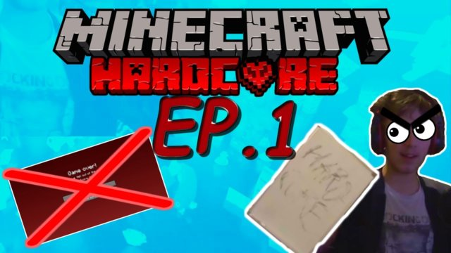 HARDCORE!!! | Minecraft Hardcore 1.14.3 (new series....maybe)