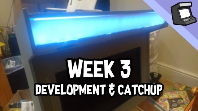 Development & Catchup | University FMP Week 3