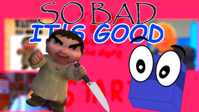 GET ICE AGE BABY!!! | Kill the Ice Age Baby Adventure: The Game | So Bad It's Good 4