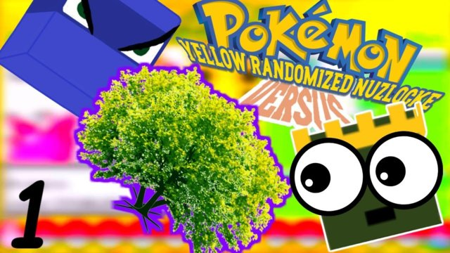 Trees on Threes! | Pokemon Yellow Randomized Nuzlocke VERSUS (ep. 1)