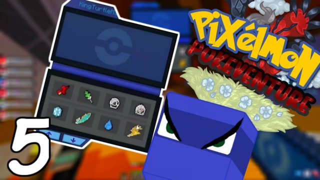 ALL EIGHT GYM BADGES IN ONE EPISODE!!! | Minecraft Pixelmon PokeVenture (part 5) #AD