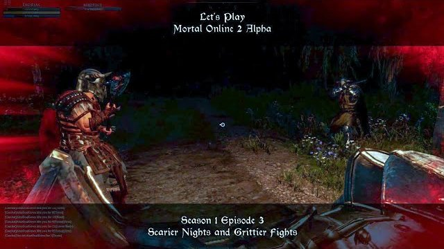 S1,E3: Scarier Nights and Grittier Fights | Let's Play: Mortal Online 2 Alpha