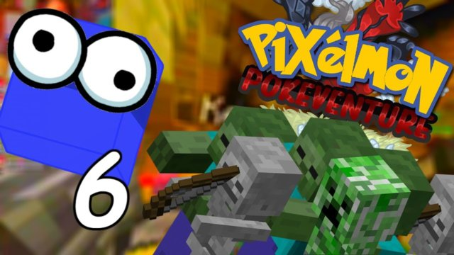 THIS WAS A BAD IDEA!!! | Minecraft Pixelmon PokeVenture (part 6) #AD