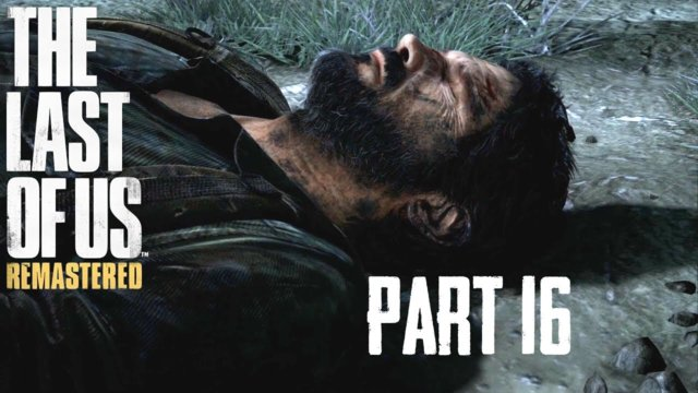 The Last of Us Remastered [Erbarmungslos+] #16 - Schiffbrüchig