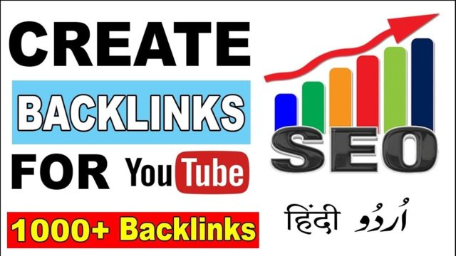 Create Bakclinks for Youtube Videos-  Youtube Bakclinks Generator | Best Youtube Seo Tips 2020