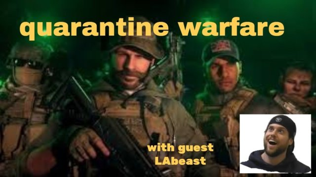 letsplay with derwingamer2 :quaratine warfare #LABEAST #TWITCHTV #YOUTUBE #GAMING #LETSPLAY