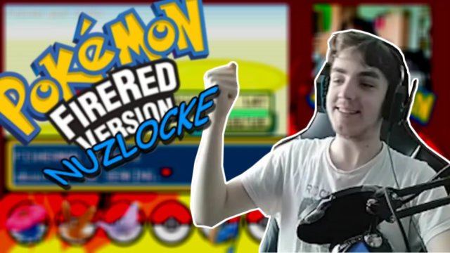 Pokemon Fire Red Nuzlocke LIVE (Highlights)