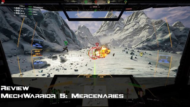 Review | MechWarrior 5: Mercenaries