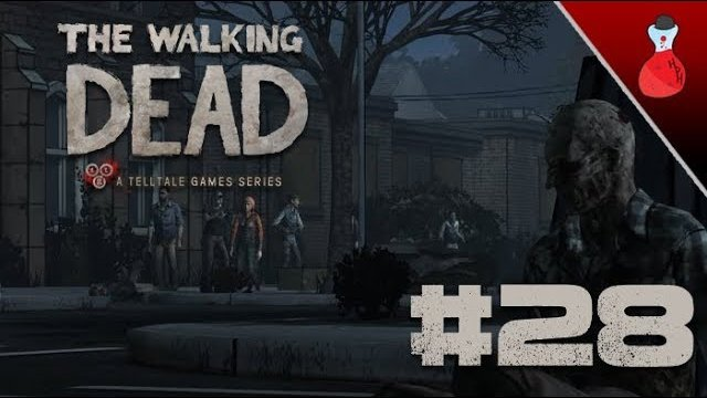 Crawford Has Fallen | Walking Dead Let's Play #28