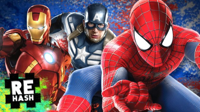 Spider-Man Will Clash Against The Avengers, and an Emergency Party Button #FreedomFamily