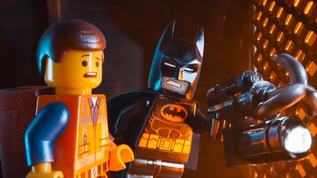 Quickie: The Lego Movie / Update