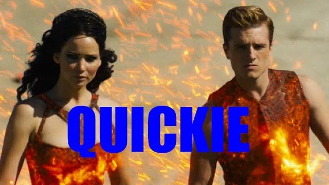 Quickie: The Hunger Games: Catching Fire