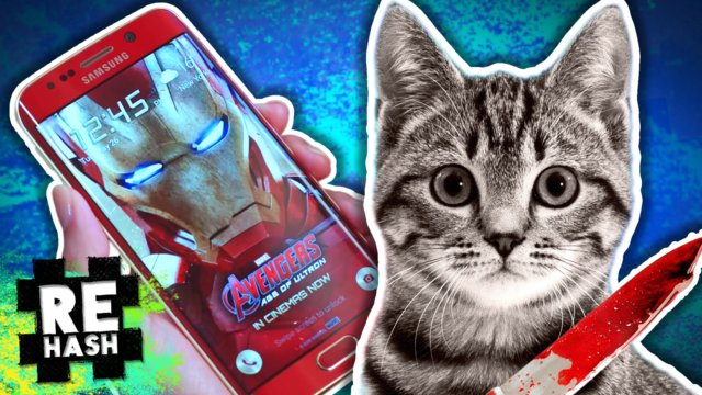 Ad-Horror-able cats, Pirated games, and a stupid expensive phone!! #Rehash #FreedomFamily