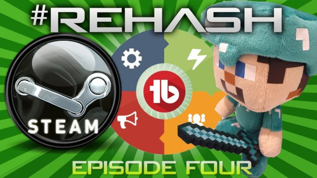More Free Games, Free Thumbnail editor and A Minecraft server? #Rehash #FreedomFamily
