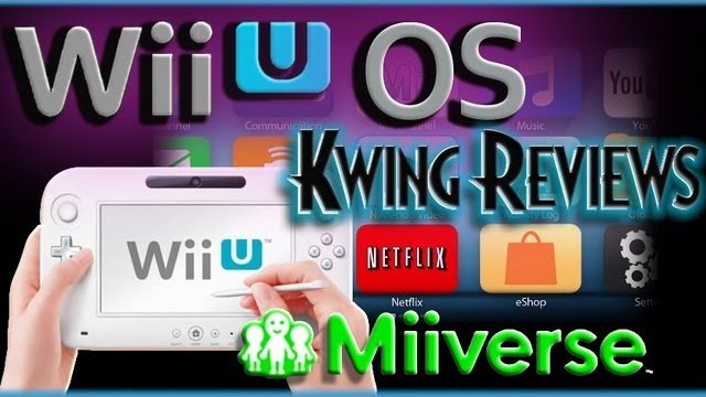 Wii U OS Overview & Review