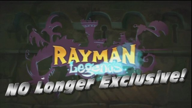 Rayman Legends no longer Nintendo only!