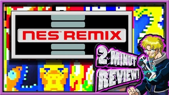 Two Minute Review - NES Remix