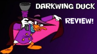 Retro Mondays - Darkwing Duck Review!