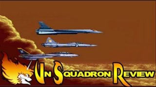 Retro Mondays - U.N. Squadron Review!