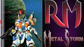 Retro Mondays - Metal Storm Review